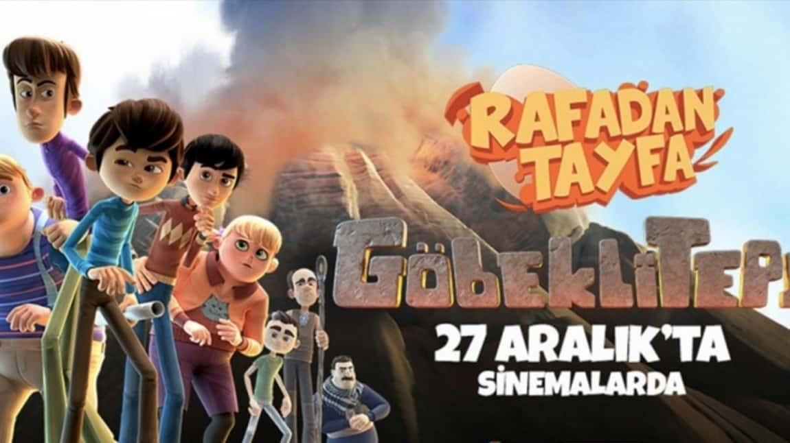 Rafadan Tayfa Gobeklitepe Cumhuriyet Ilkokulu